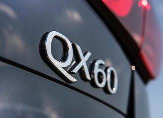 2021 Infiniti QX60 redesign