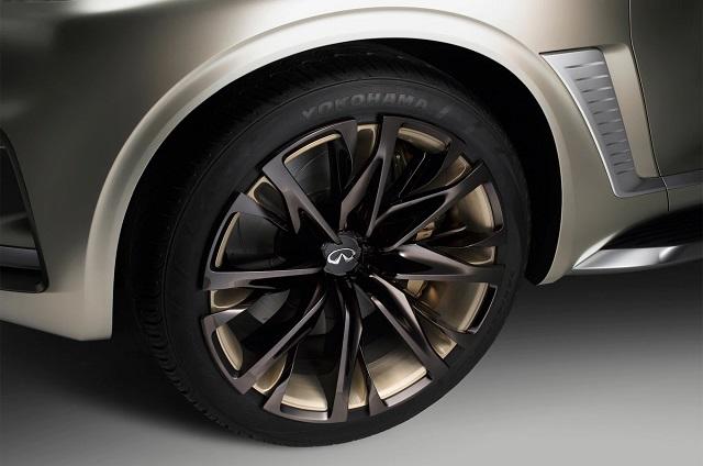 2021 infiniti qx80 wheels
