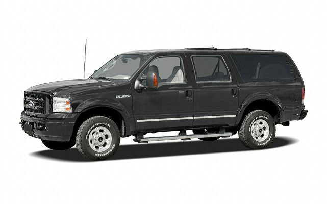 Ford Excursion comeback