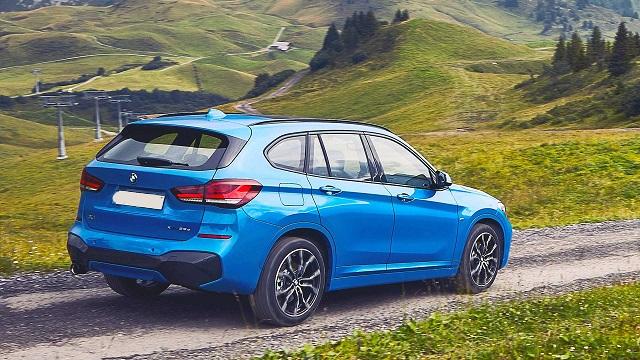 2021 BMW X1 phev