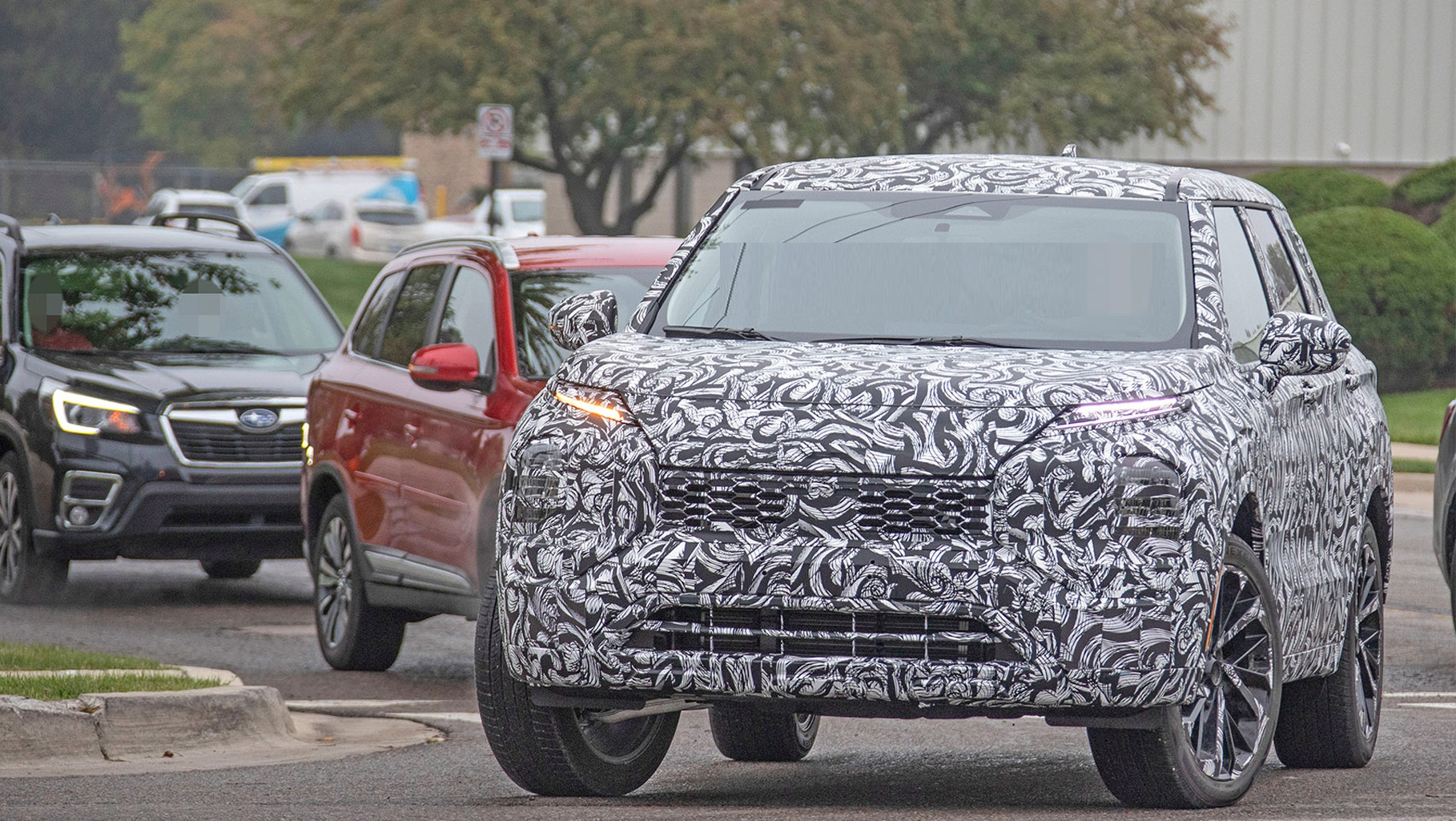 the next-gen 2021 mitsubishi outlander is coming out later this year
