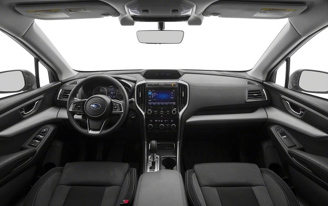 2021 Subaru Ascent interior