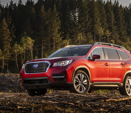 2021 Subaru Ascent platinum