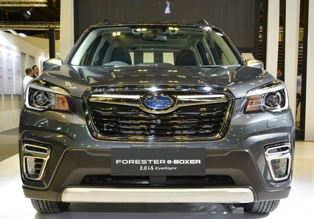 2021 subaru forester could get a turbo engine besides hybrid