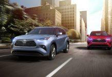 2021 Toyota Highlander prime