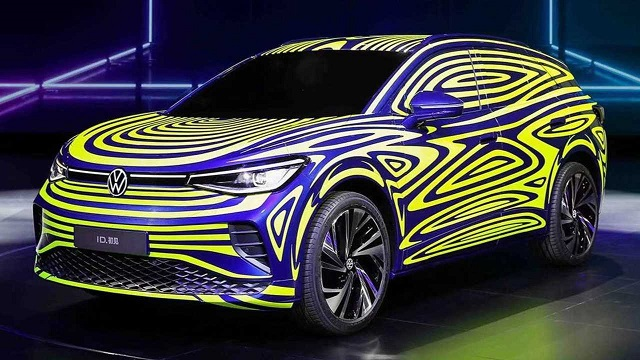 2021 VW ID4 release date