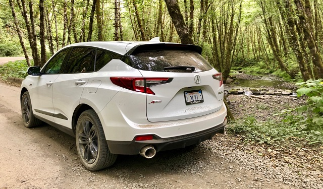 hybrid and type s are the biggest changes for the 2021 acura rdx