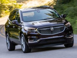 2021 Buick Enclave redesign