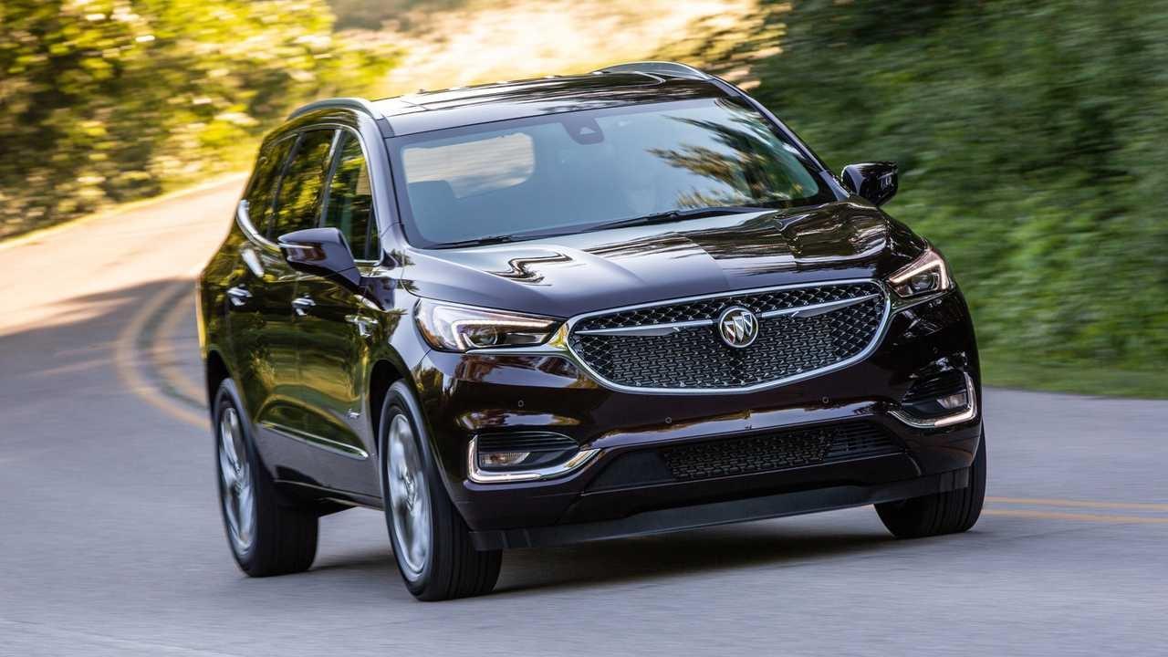 2021 Buick Enclave Review: Prices, Specs, Trim Levels ...