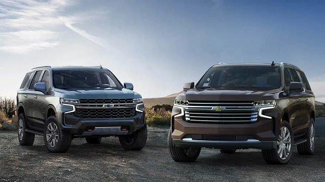 2021 Chevy Tahoe vs Suburban