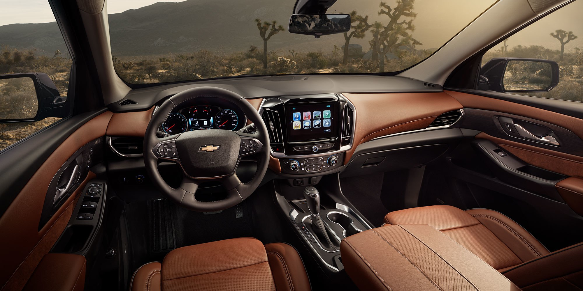 2021 Chevy Traverse Refresh: Interior, Colors, Engine ...