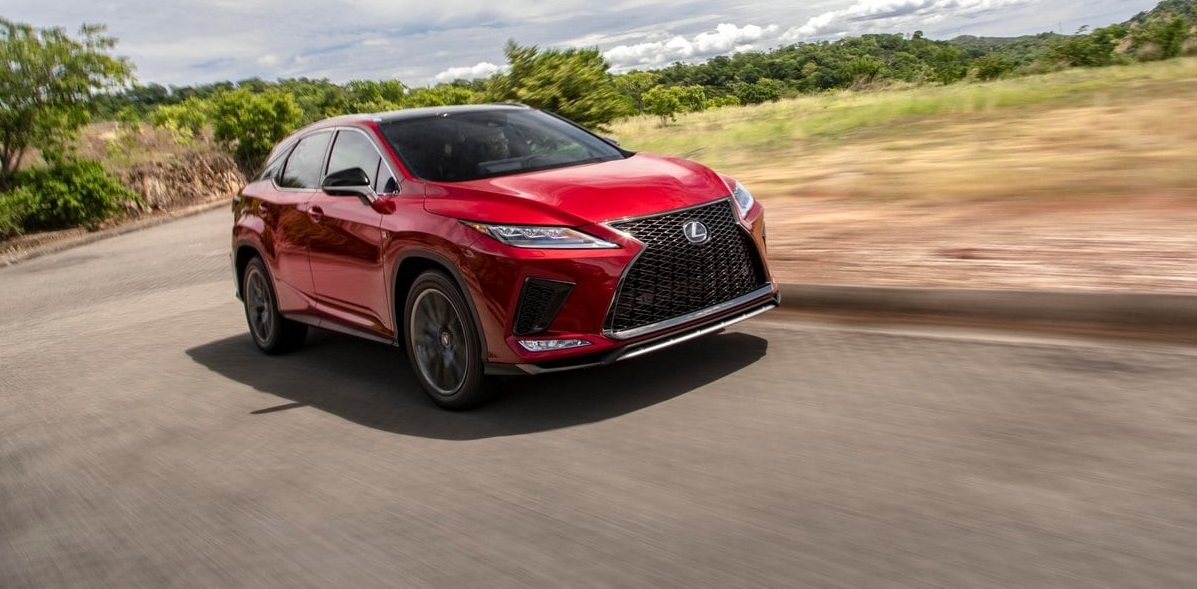 2021 Lexus RX 350 and 350L: What We Know So Far? - Future SUVs