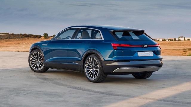 2021 Audi Q6 electric