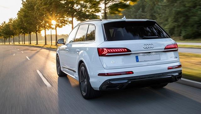 2021 Audi Q7 e tron