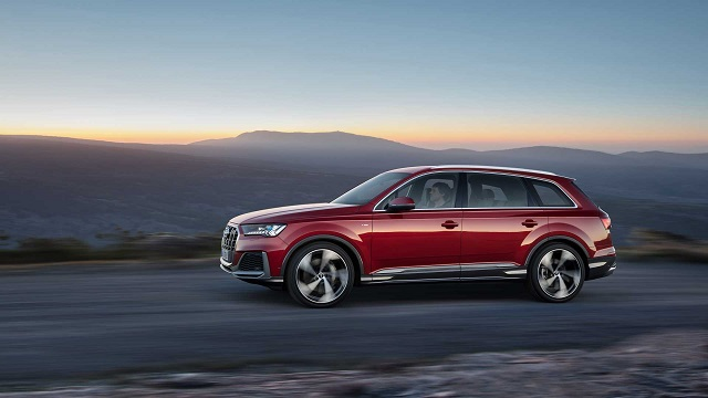what's new for 2021 audi q7? - future suvs