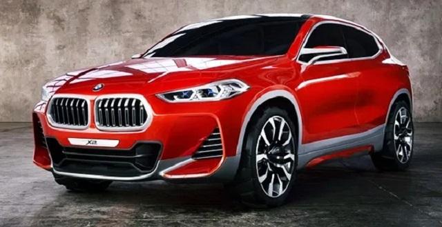 2021 BMW X2 Facelift