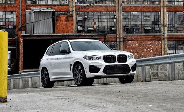 2021 BMW X3 M specs