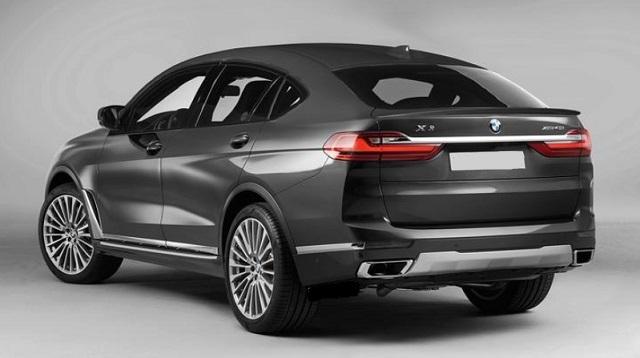 2021 BMW X8 price