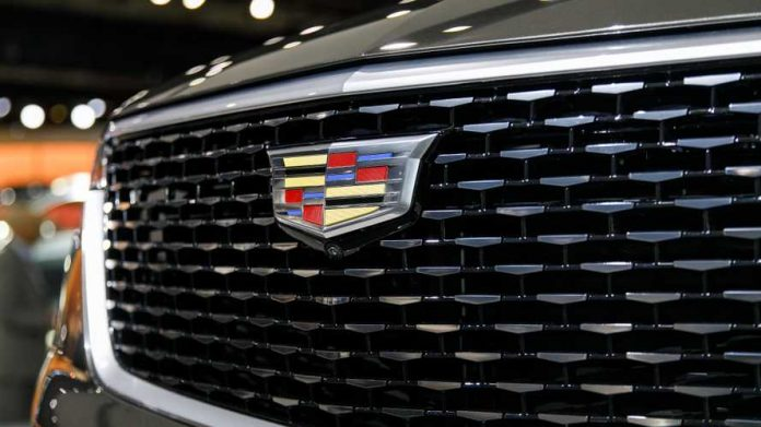 2021 Cadillac XT3 release date