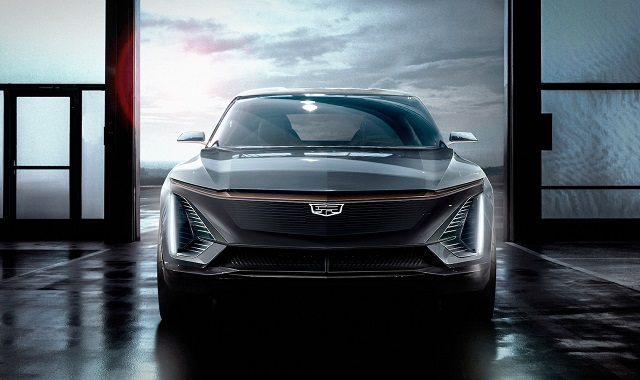 2021 Cadillac XT7 concept