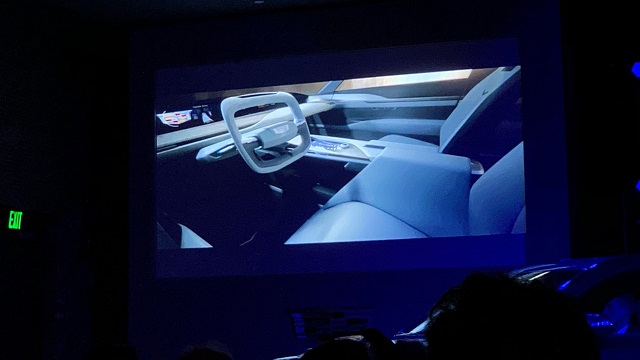 2021 Cadillac XT7 electric