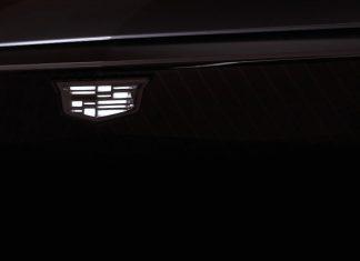 2021 Cadillac XT7 teaser