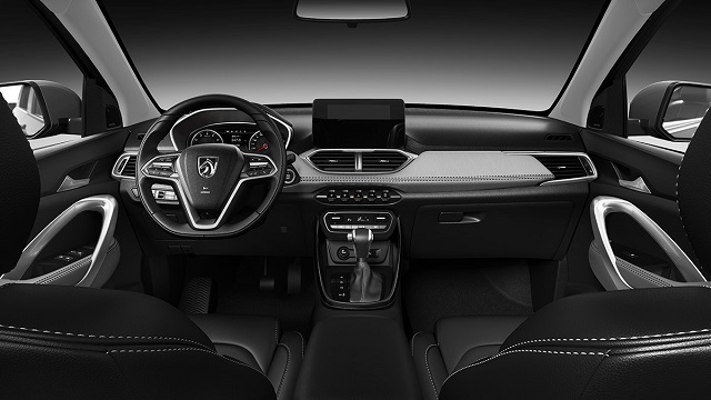 2021 Chevrolet Captiva baojun 530 interior