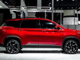 2021 Chevrolet Captiva changes
