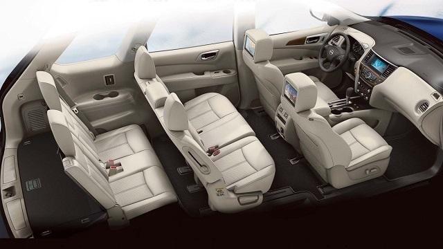 2021 Nissan Pathfinder 7 seater