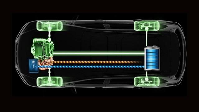 2021 Nissan Pathfinder hybrid
