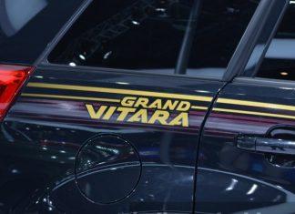 2021 Suzuki Grand Vitara