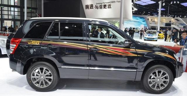 2021 Suzuki Grand Vitara debut