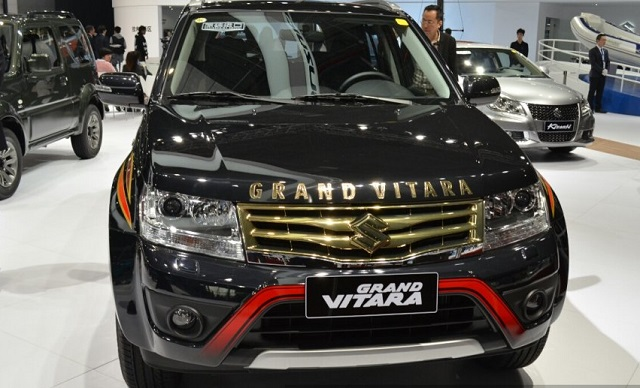 2021 Suzuki Grand Vitara redesign
