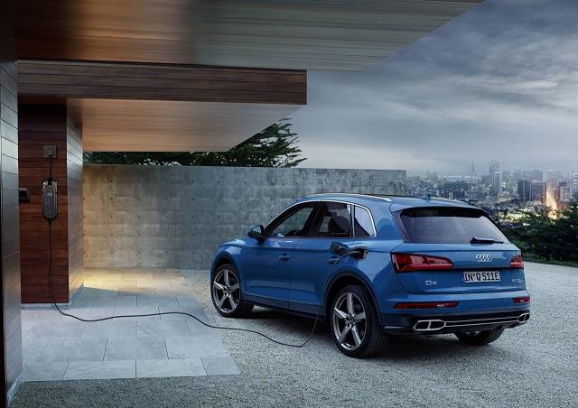 2021 Audi Q5 PHEV