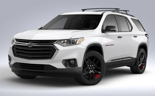 2021 Chevrolet Traverse Redline Edition Review