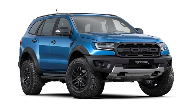 2021 Ford Everest Raptor release date