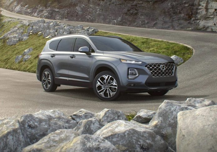 2021 Hyundai Santa Fe xl