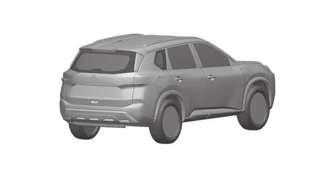 2021 Nissan X-Trail platform