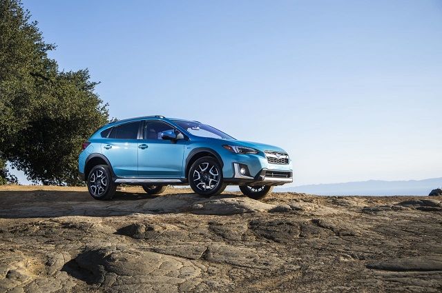 2021 Subaru Crosstrek XTI price