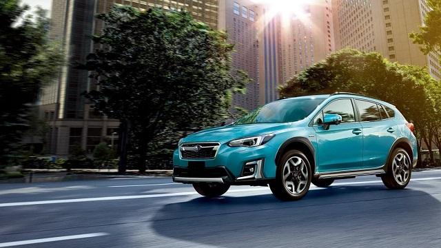 2021 Subaru Crosstrek XTI release date