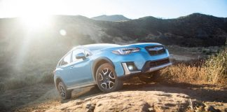 get ready for 2021 Subaru Crosstrek XTI