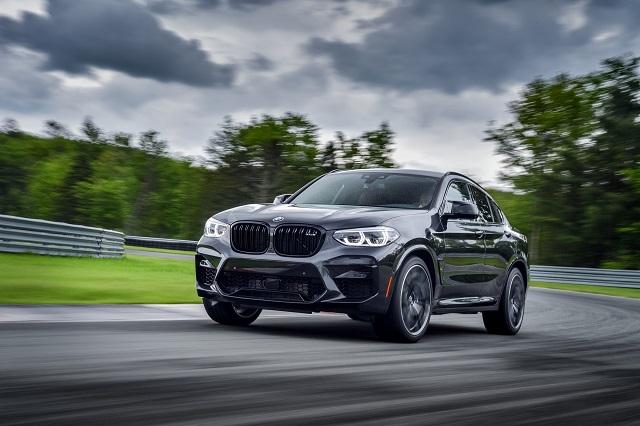 2021 BMW X4M