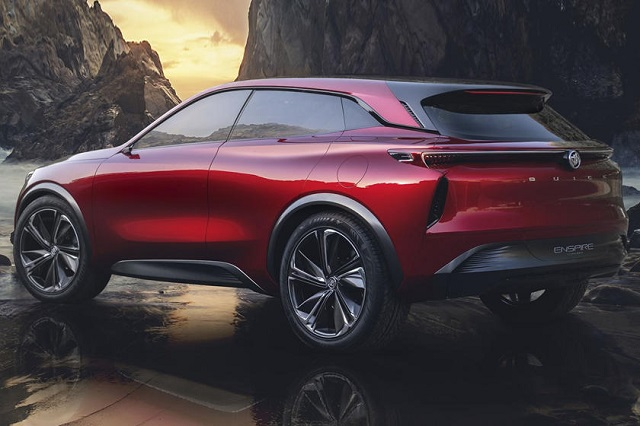 2021 Buick Enspire concept