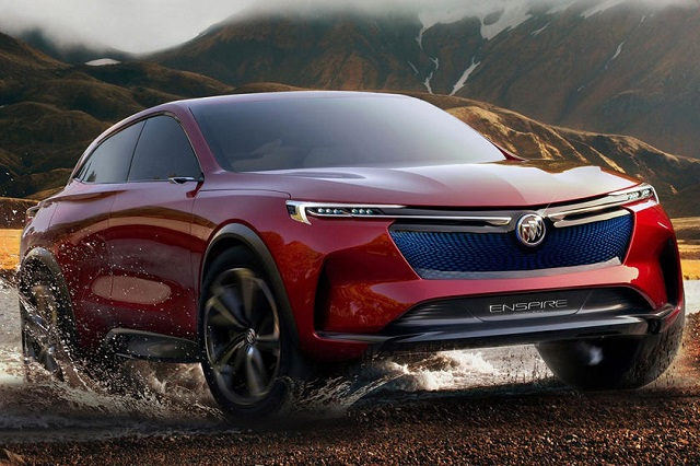 no 2021 buick enspire is not getting petrol engine it is