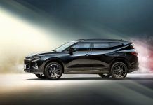 2021 Chevy Blazer price