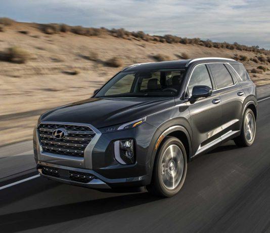 2021 Hyundai Palisade changes