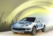 2022 Chevy Corvette SUV price
