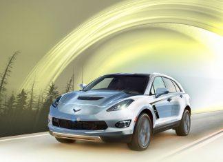 2022 Chevy Corvette SUV price