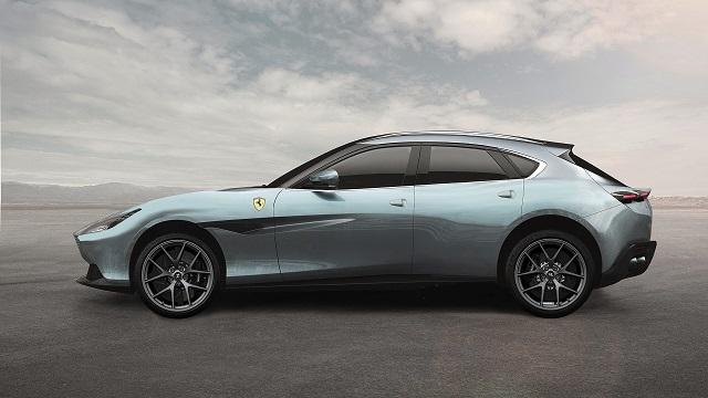 2022 Purosangue SUV