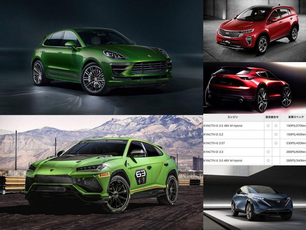 Future Compact SUVs 2022 2023